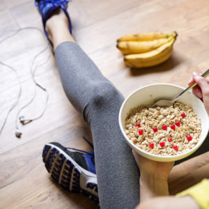 Nutrition for Athletic Girls